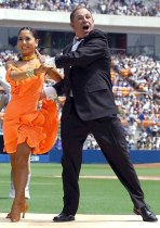 Bobby Valentine, ballroom dancer (photo from YankeeAnalysts.com)